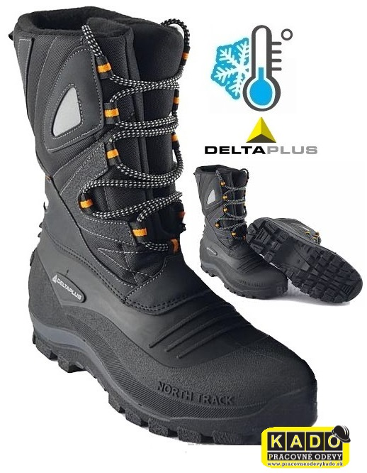 Pracovná obuv - zateplené čižmy LAUTARET 2 DELTAPLUS empty 5e325d5bb9b